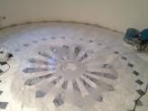 Marmori põrandade poleerimine. image 1