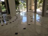Marmori põrandade poleerimine. image 10
