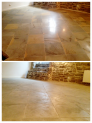 Marble floor polishing image 9